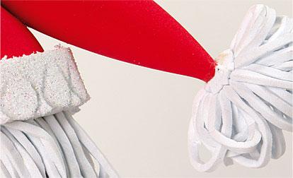 Hacer un pompón con Tiras de foamy marca Fomi® y decorarlo al igual ...