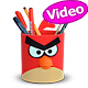 Related Pictures moldes para hacer angry birds de fomi wallpapers real ...