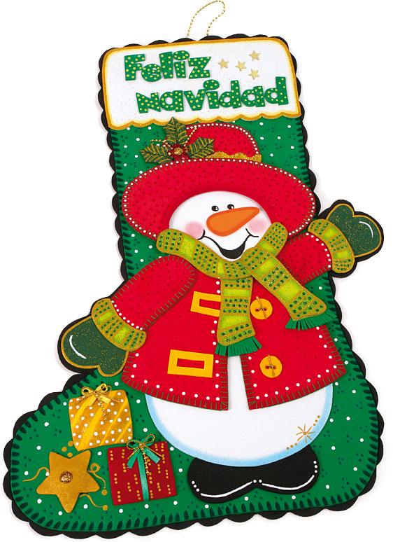 Navidad Archivos | ManualidadesFoamy.com