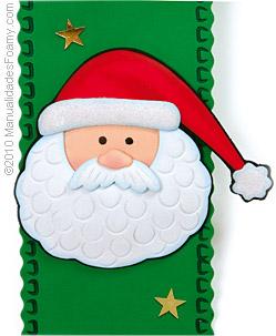 Papa Noel en Tira