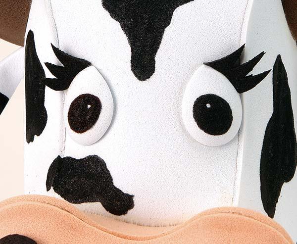 Vaca en Foamy Goma Eva