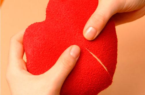 Tapa Corazón
