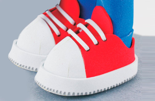 Zapatos Nino Monopatin