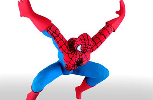 Spiderman Terminado