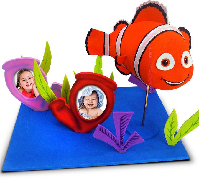 Portada Nemo En Foamy Goma Eva