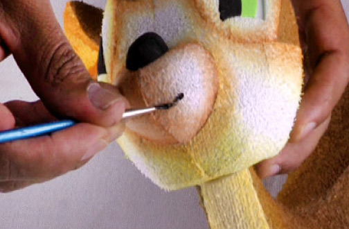 Dibujamos Boca De Bambi